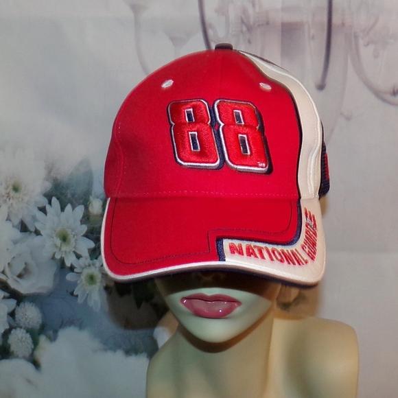 559765028e7 Dale Earnhardt Jr 88 Hat National Guard Hat NASCAR